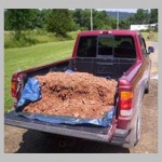 Truckload of dirt FRSQ