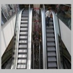 steep escalator square