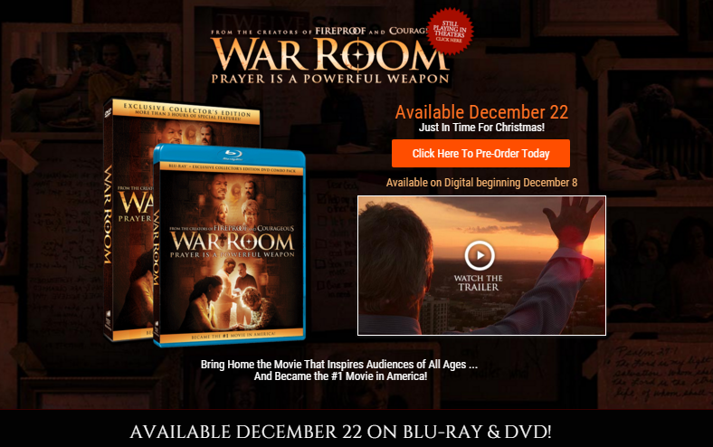 War Room Screenshot