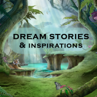 Dream Stories & Inspirations for Bulletin Board